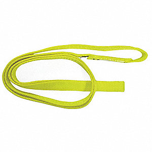 "8 ft. Endless - Type 5 Web Sling, Nylon, Number of Plies: 2, 1"" W"