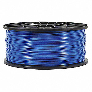 Blue Filament, ABS, 1.75mm Diameter