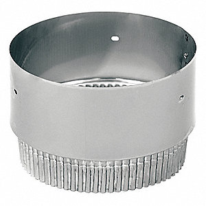Flex Connector,8""