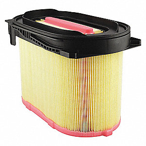 Air Filter,5-5/8in. to 11-1/4in. dia.