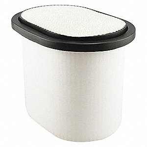 Air Filter,7-7/8in. to 9-1/8in. dia.