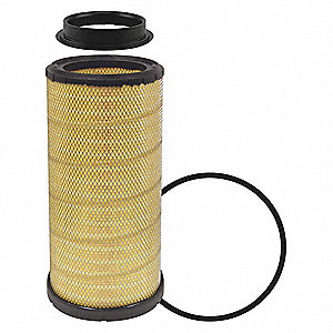 Air Filter,22-29/32in. Lx11-13/32in.dia.