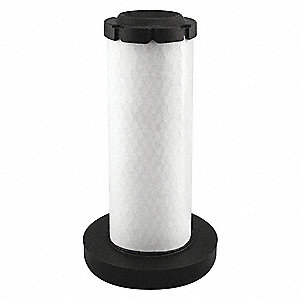 "Air Filter, Radial, 9-3/16"" Height, 9-3/16"" Length, 3-3/8"" Outside Dia."