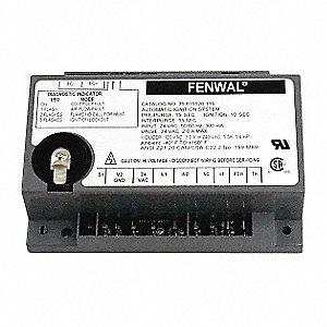 fenwal ignition controls control board, 24v 40lx20 35 615526 115control board, 24v