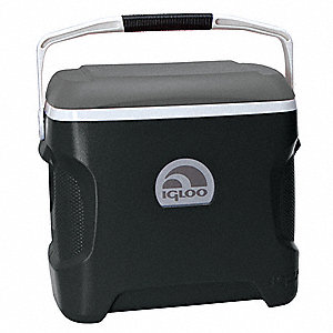 Personal Cooler,Hard Sided,30 qt.