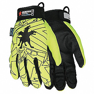 Cut Resistant Gloves,A9,XL,PR