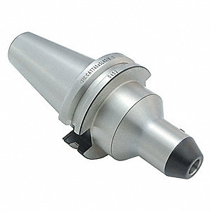 End Mill Holder,3 in.,CAT40