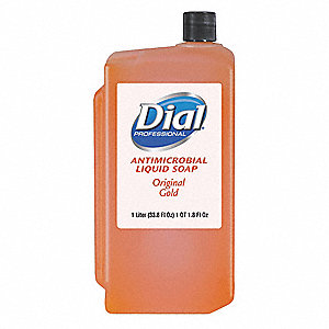 Floral Liquid Hand Soap, 1000mL Jug, Dial, 8 PK