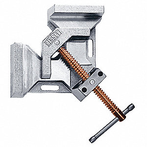 Angle Clamp,90 deg,9-1/2 in Cap