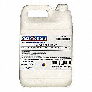 Heavy Duty Gear Lubricant,1 gal.