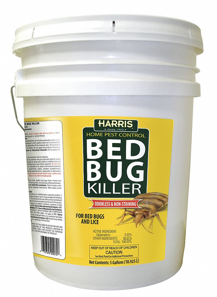 bug product bed harris killer