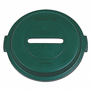 Dark Green Recycling Top
