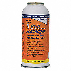 Acid Neutralizer, 3.8 oz., Liquid