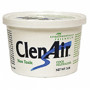 3 lb. Odor Neutralizer, Clear Gel