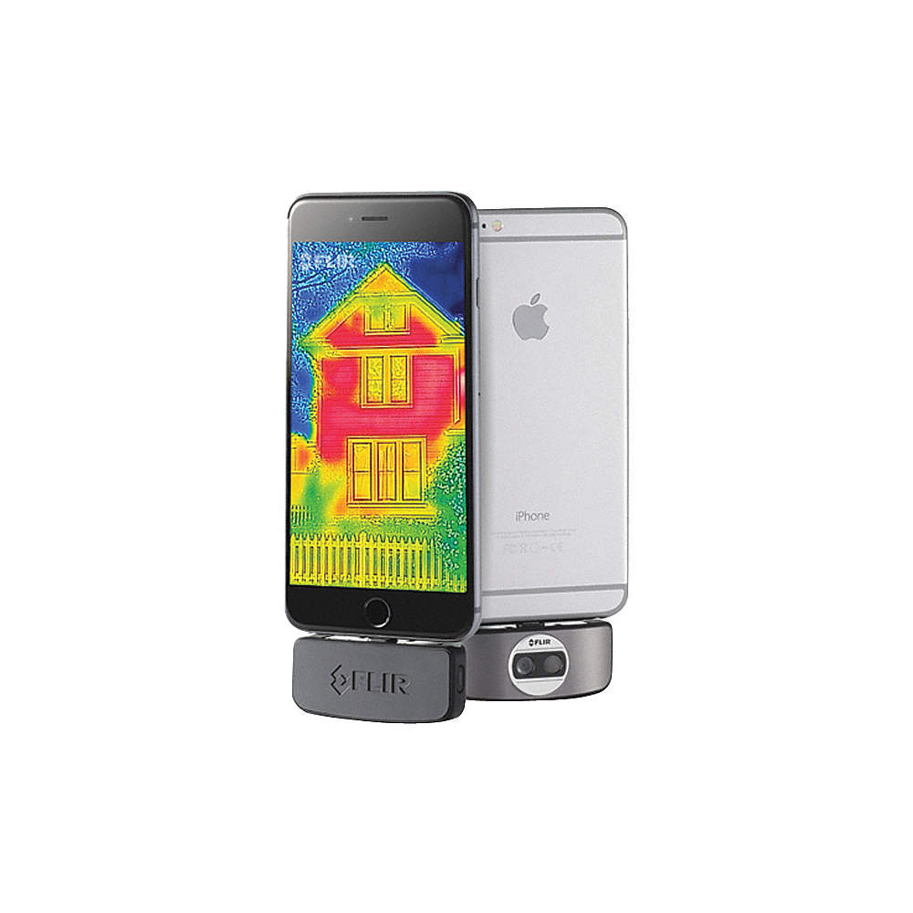 FLIR Infrared Smart Phone Adapter for iOS Devices, Detector