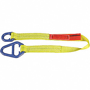 SLING WEB 2IN X 4FT TRI/CHO 2-PLY