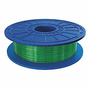 Green Filament, PLA, 1.75mm Diameter