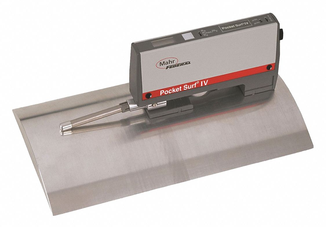 Handheld Surface Roughness Tester,  Tester Series Marsurf Pocket Surf Iv,  Drive Unit Principle Skid