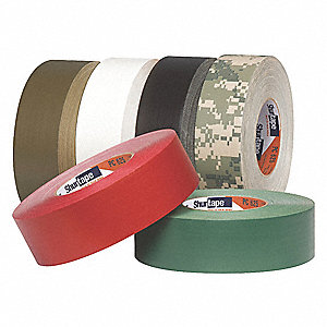 Duct Tape,72mm x 55m,Black,PK16