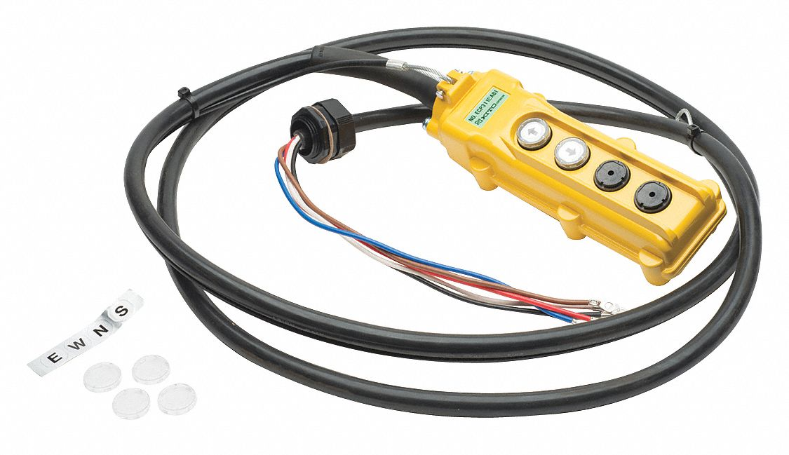 Resistor Harrington Hoists E2D619P350