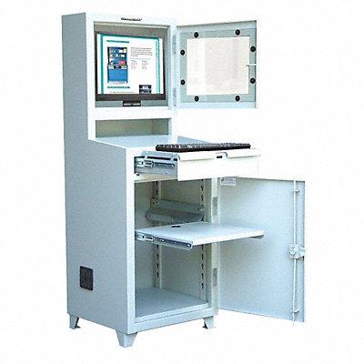 40V682 - Computer Cabinet