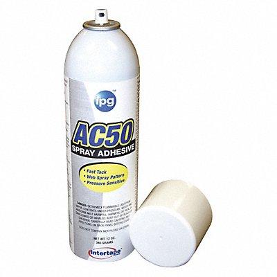 40X640 - Ac50 Spray Adhesive Pk12