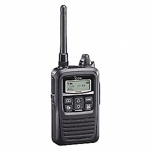 X7 LCD WLAN Radio, Black; No License Required