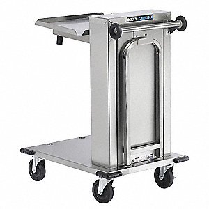 Tray DispensingCart,Cantilever,14inx18in