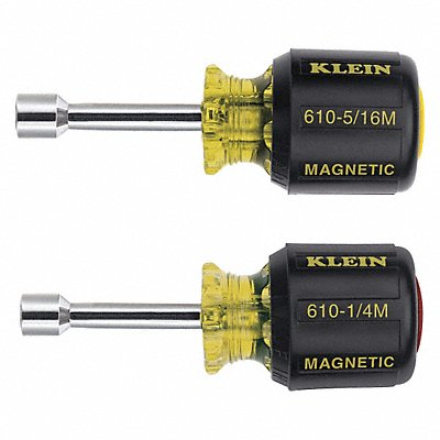 40Z099 - Magnetic Tip Nut Driver Set