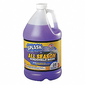 Windshield Washer Fluid,1 Gal.