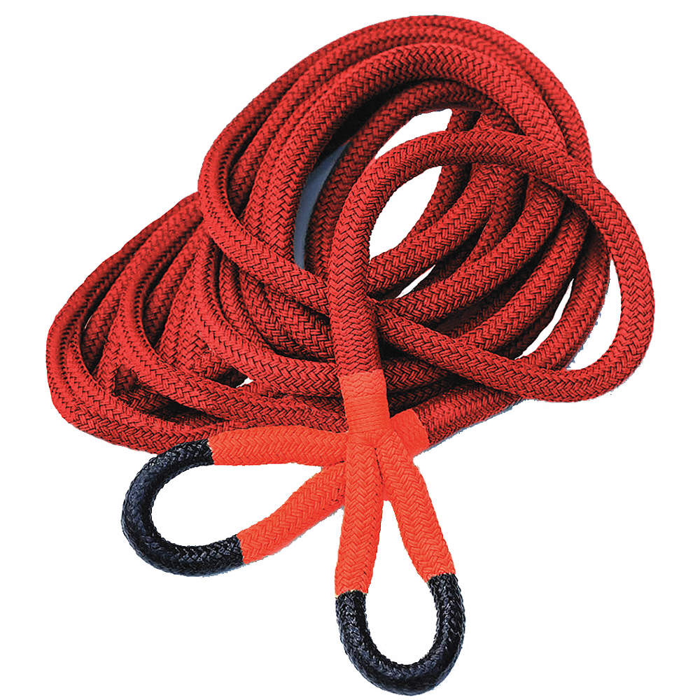 Catapult Red Kinetic Energy Recovery Rope 78 Diameter 30 Ft