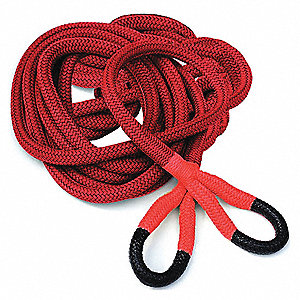 "Rope Ratchet,Red,30 ft. L,2"" dia."