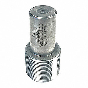 Taperlock Thread Plug Gage, M7x1.00 Size