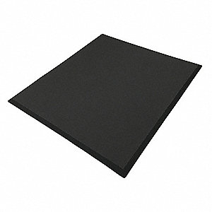 Antifatigue Mat, 2 ft. x 6 ft., 1 EA