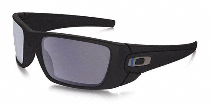 Fuel Cell Scratch-Resistant Safety Glasses , Gray Lens Color