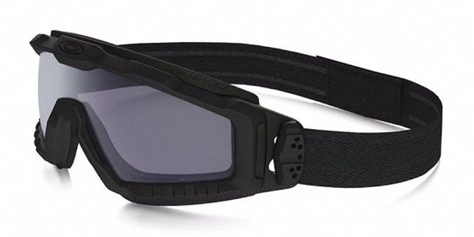 HALO Scratch-Resistant Safety Glasses , Gray Lens Color