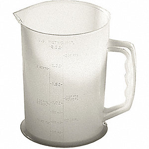 MEASURING CONTAINER 155 OZ HT 10 IN