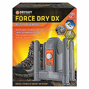 FORCE DRY DX BOOT AND GLOVE