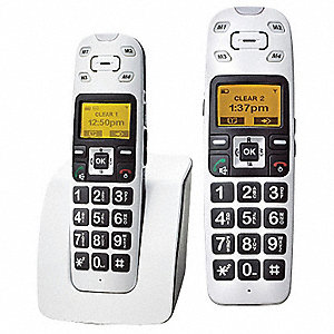 Amplified DECT 6.0 Cordless Bundle