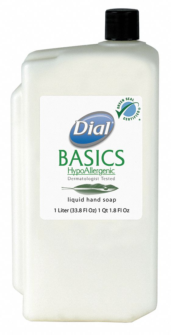 Aloe,  Liquid,  Hand Soap,  1,000 mL,  Cartridge,  Dial,  PK 8