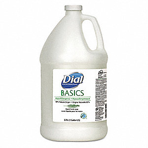 Honeysuckle Liquid Hand Soap, 1 gal. Jug, None, 4 PK