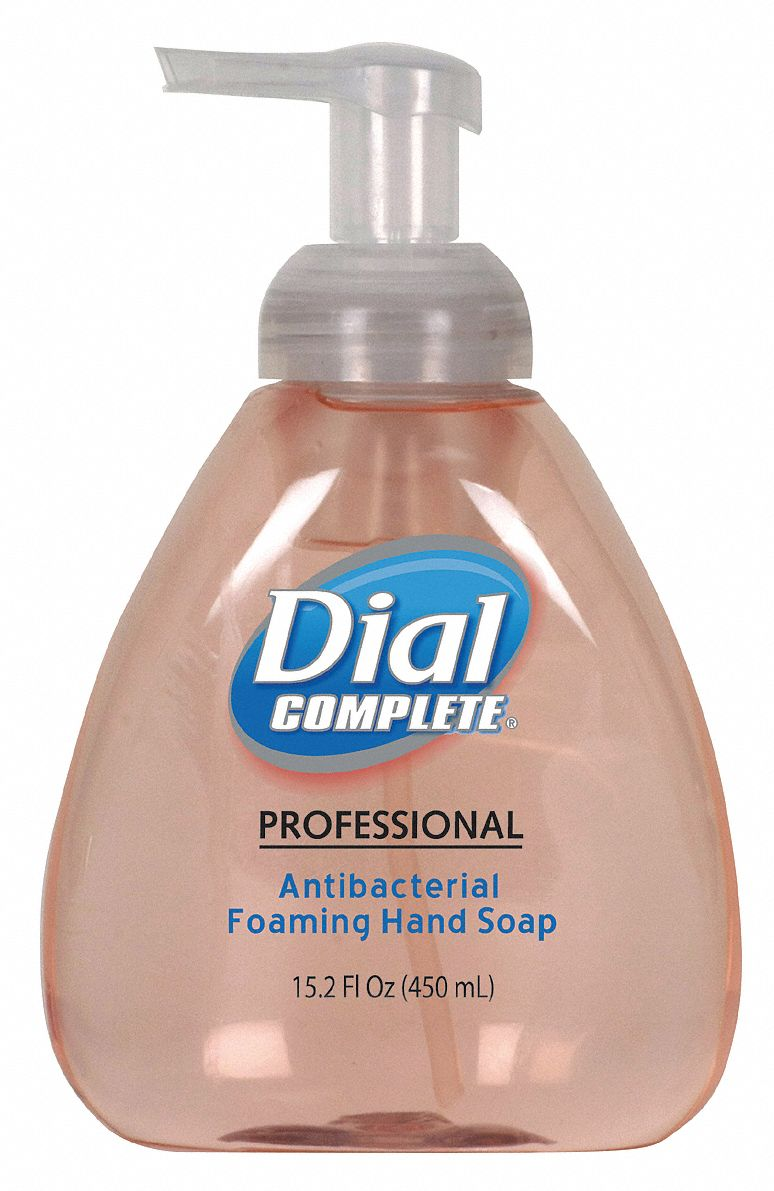 Original,  Foam,  Hand Soap,  15.2 oz,  Pump Bottle,  None,  PK 4