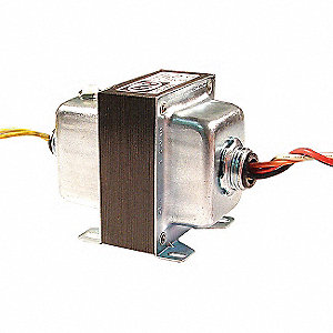 Class 2 Transformer, 50 VA Rating, 120/208/240VAC Input Voltage, 24VAC Output Voltage