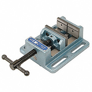 Drill Press Vise,Low Profile,4 in