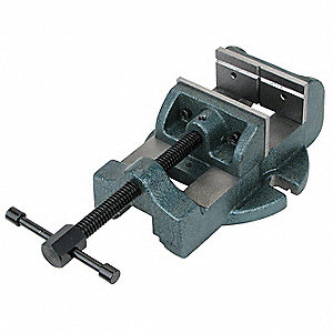 Milling Machine Vise,w/o Base,4 in