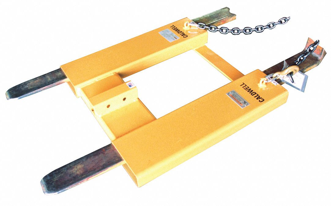 Forklift Trailer Spotters And Accessories
