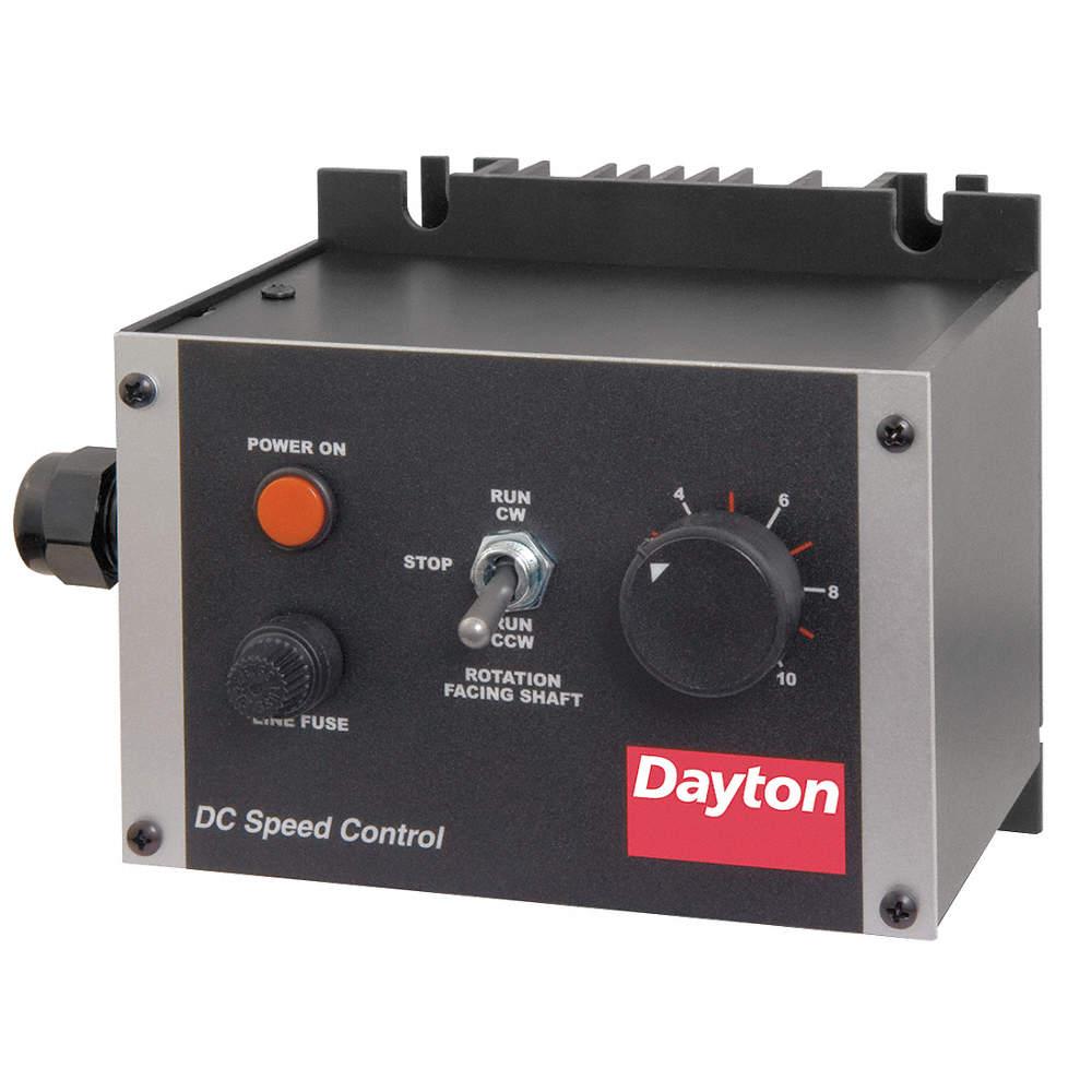 DC Sd Control,NEMA 1,0 to 90/180VDC Voltage Output,10 Max. Amps Dayton Dc Motor Control Wiring Diagram on