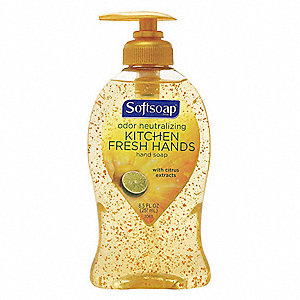 Hand Soap, 8.5 oz. Pump Bottle, 12 PK
