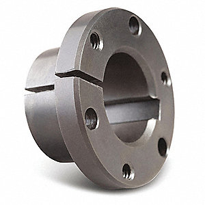 "Quick Detachable Bushing, JA Series, 1-1/8"" Bore Dia., 1.000"" Length"