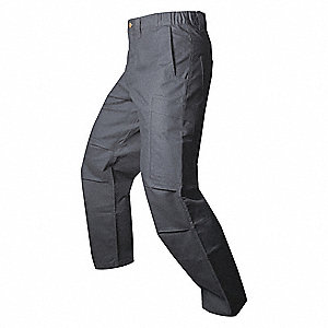 Mens Tactical Pants,Smoke Gray,36 x 36in